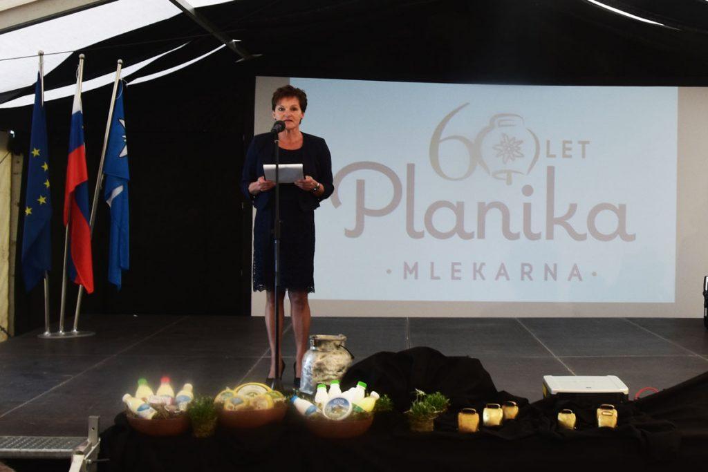 praznovanje 60 let mlekarna planika