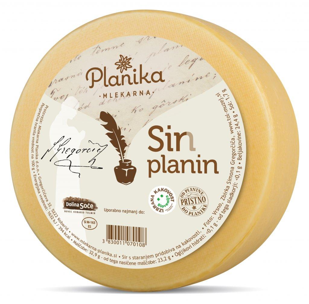 gregorčičev sir
