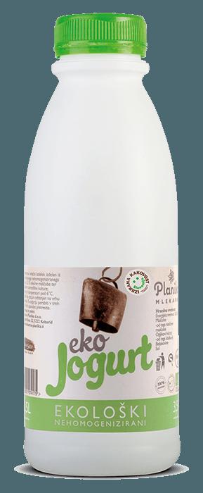 eko jogurt mlekarna planika
