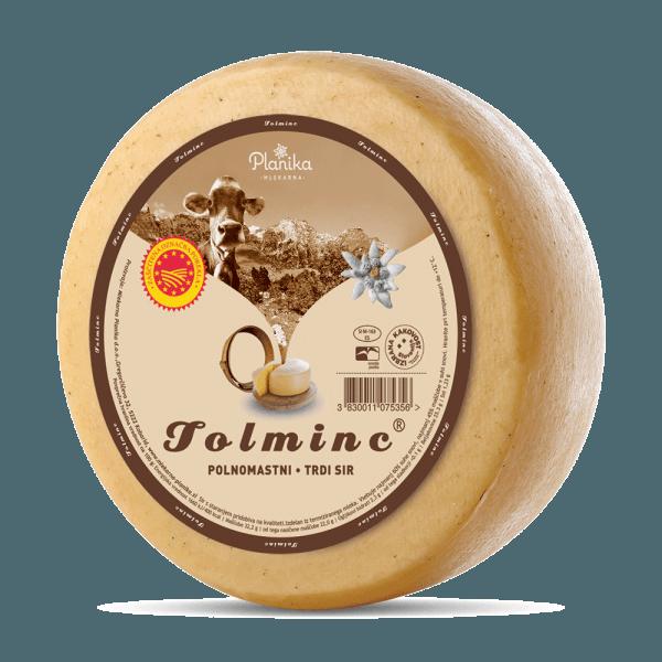 sir tolminc zaščitena označba porekla
