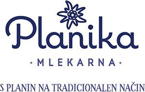 logotip mlekarna planika