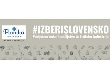 KAMPANJA IZBERI SLOVENSKO